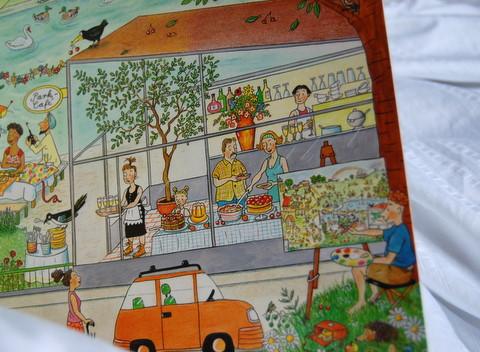 Wimmelbuchgermanpicturebookchildren