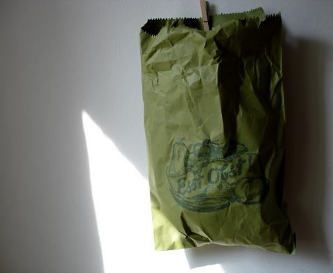 Esstobstgermanpaperbagfruitvegetablebeautifulgreen
