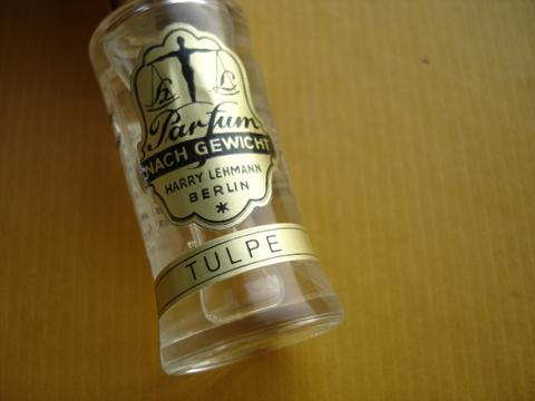 Harrylehmanberlinperfumeglassbottle