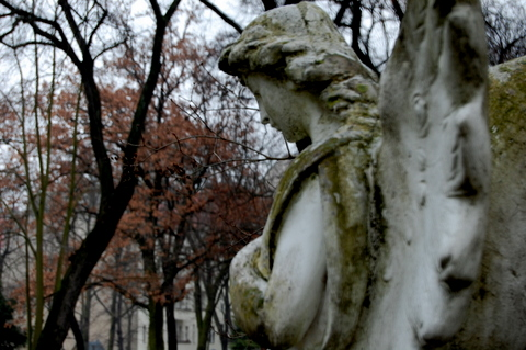 Angelsaintmatthauskirchhofberlincemetary