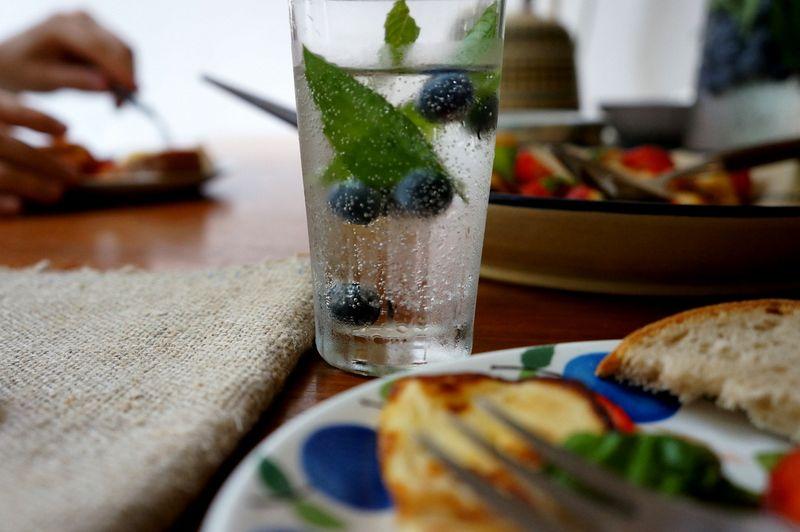 Blueberrywater