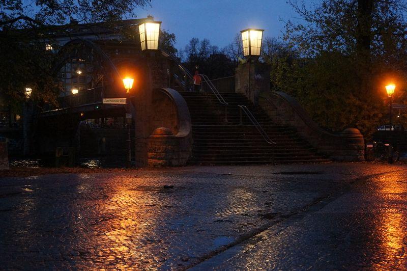Tiergarten approach