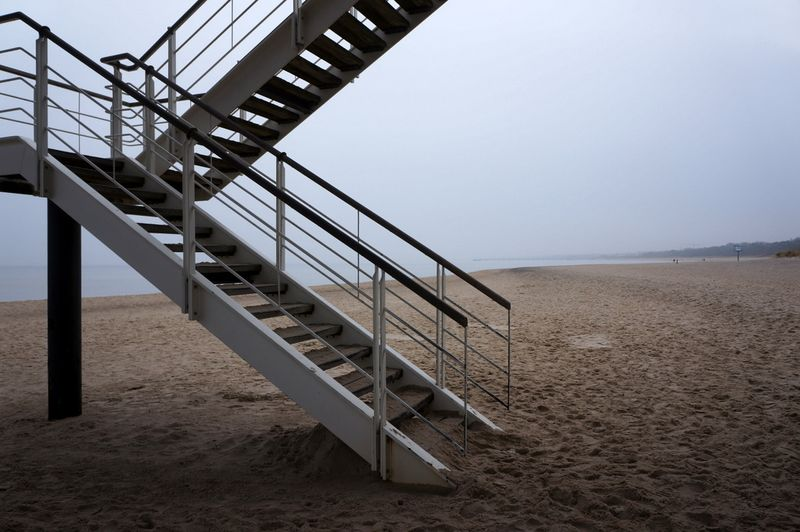 Beachstairsseapromenade