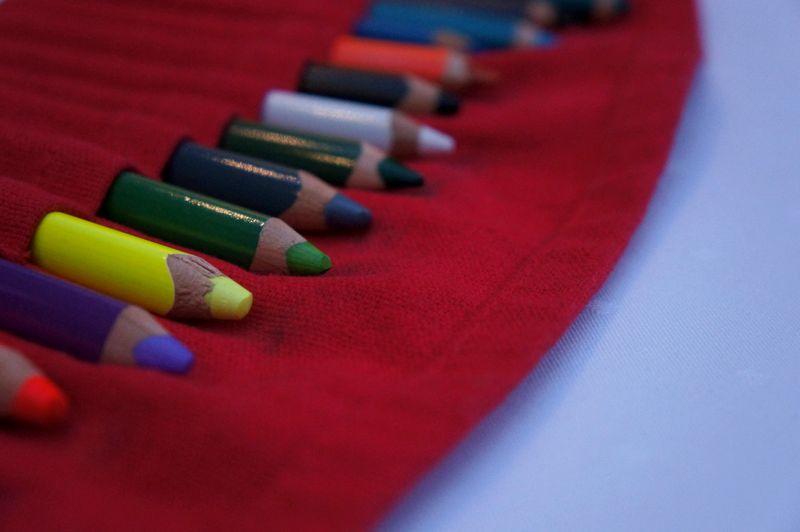 Literaturhauscoloredpnecils
