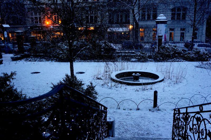 Snowliteraturhausberlin