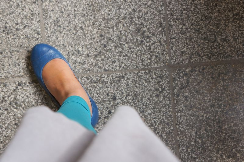 Blue-foot