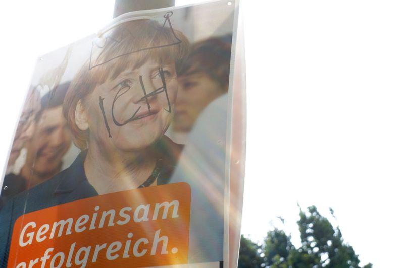 Angela-merkel-defaced