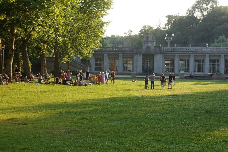 Park-picnic